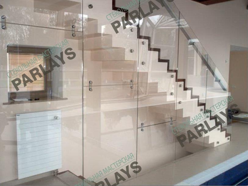 Офисные перегородки из стекла оптивайт