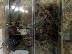 Душевая кабина из стекла