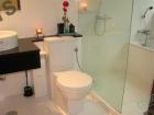 Перегородка для ванной из стекла