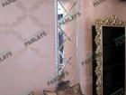 Зеркально панно на стену