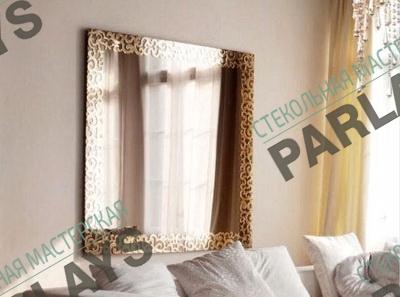 Изготовление зеркал для спальни в Москве